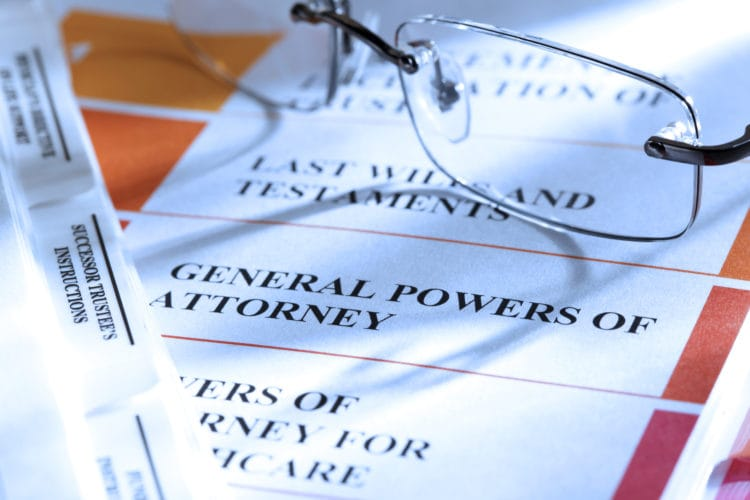 Power of Attorney vs. Executor: What's the Difference? - Werner Law Firm
